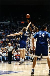 Harold Arceneaux, Weber State University Basketball Player