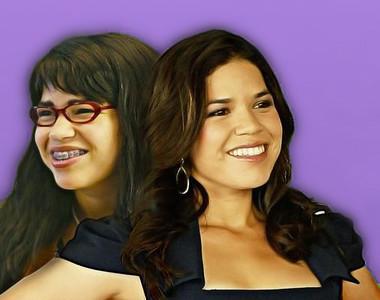America Ferrera, Latinos in Action press release, Emily Caraballo edits, March 2014
