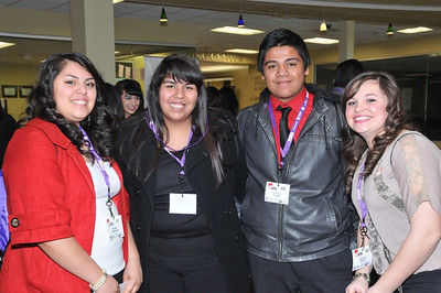 Latinos in Action, Weber State, 2013