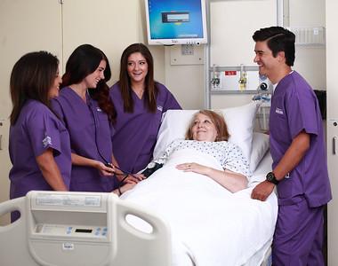 Dumke College, School of Nursing, Nursing, 60th Anniversary, Ogden Campus, nursing students, Nursing, Hillary Anger, Nancy Yazzie, Laura Preece, Don Downing