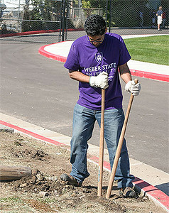 Ogden Preparatory Academy Day of Service