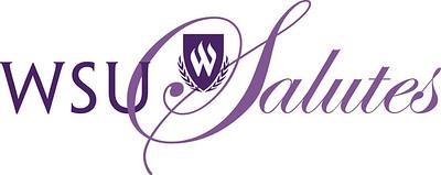 WSU Salute Logo