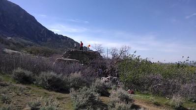 Ogden/WSU Climbing Fest 2014