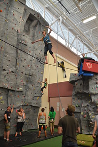 Ogden/WSU Climbing Festival