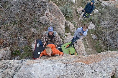 Ogden/WSU Climbing Festival 2014