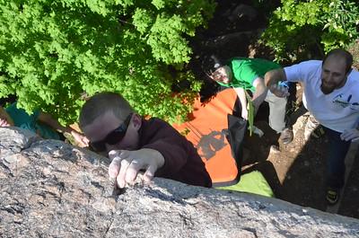 Ogden/WSU Climbing Fest