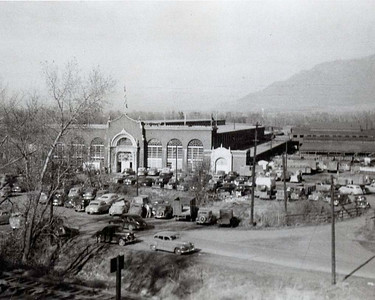 Ogden Stockyards