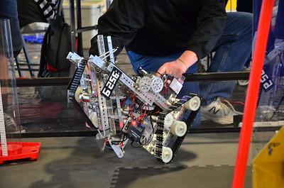 FIRST Tech Robotics 1