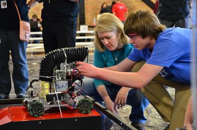 FIRST Tech Robotics 2