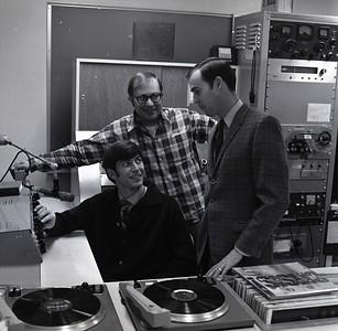KWCR Radio at Weber State
