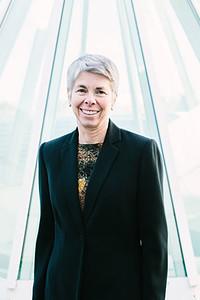 New Provost Madonne Miner