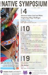 Native Symposium Poster