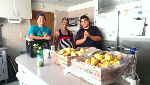 O-Town Kitchen participants