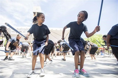 Youth Steppers