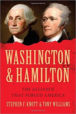 Washington & Hamilton book cover