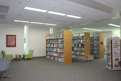 Stewart Library Renovations 2017