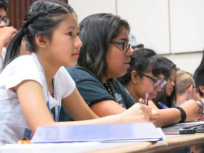 WSU Hosts Summer School Graduation Celebration for Young Scholars