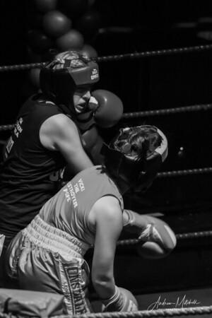 Charity Boxing Match - July 2017