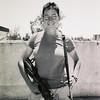 Sharon D. Allen in Iraq.