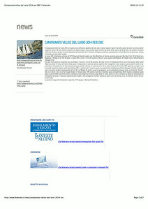 2014Apr08_CVL ORC |Federvela| Campionato Velico del Lario 2014 per ORC
