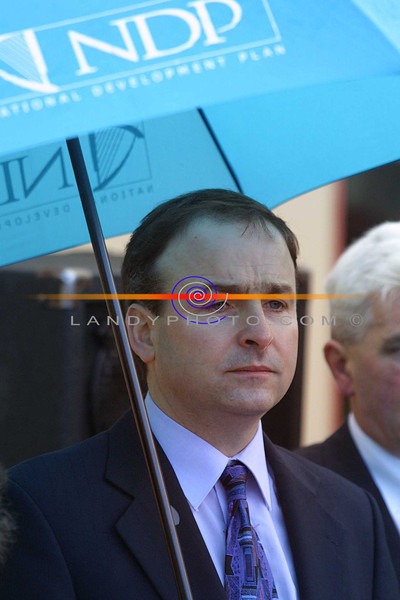 Minister for Health and Children Micheal Martin.<br /> Pic Brendan Landy