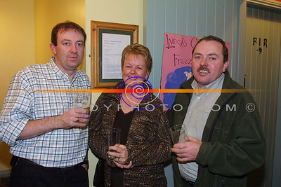 Mike Harnett and Margaret and Tommy Moore out enjoying the Food Fair in Listowel. Pic Brendan Landy