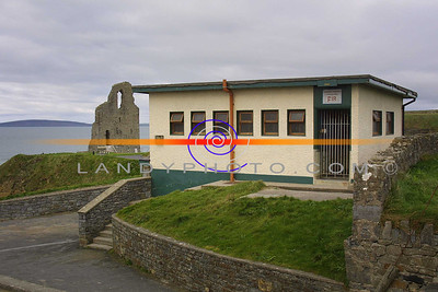 The Public Toilets in Ballybunion which have been closed indeffitnaly. Pic Brendan LANDY