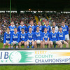 The Laune Rangers first 15 who lined out for the 2003 senior footbal championship final in teh Austin Stacks park in Tralee.<br /> Pic Brendan Landy
