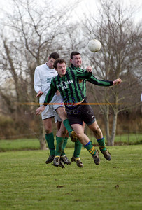 An action during the Premier A match Lisselton Rovers v Rattoo Rovers which was played at Ballyloughran last Sunday. Photo by Manuela Dei Grandi/Landy Photo