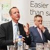 MP Nick Boles  at MatsSoft  Business Seminar