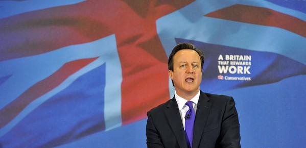 David Cameron. Bedford