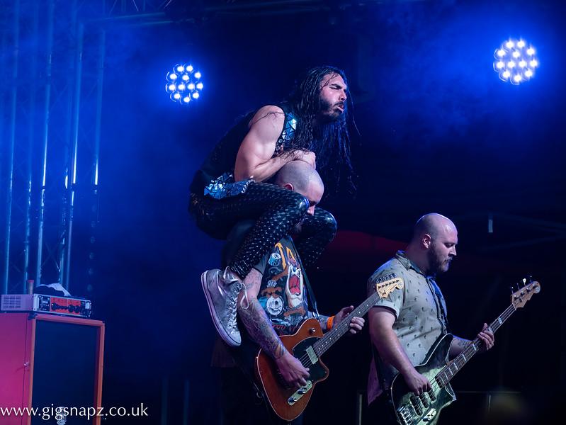 Crobot perform at Ramblin' Man Fair - 21 July 2019 (Phil Honley / gigsnapz)