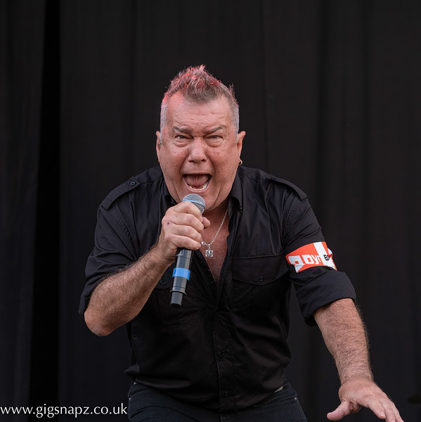 Jimmy Barnes performs at Ramblin' Man Fair - 20 July 2019