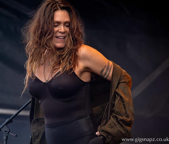 Beth Hart at 2019 Ramblin' Man Fair 21/07/19