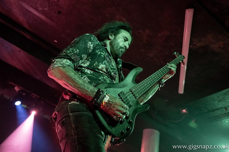 Marco Mendoza at The Underworld.