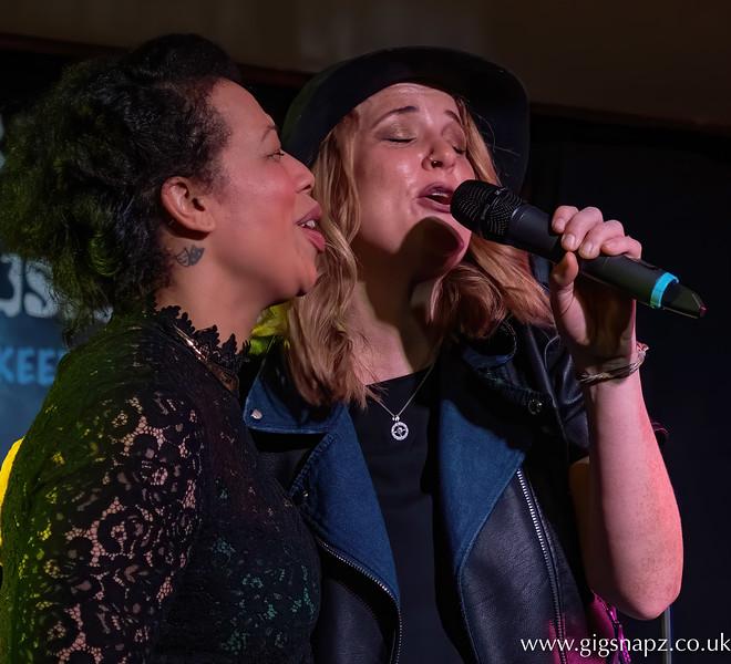 Elles Bailey & Lady Nade, April 2018