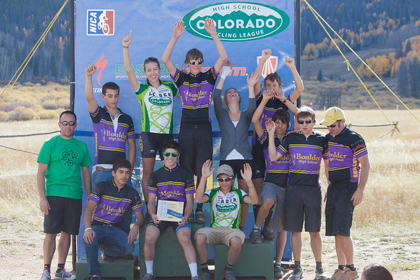 Boudler High leads the overall team standings. Credit: Brian Mazanti, BMaz Photography