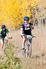 Anna Deveney, JV, Salida Racing approves of the course. Credit: Brian Mazanti, BMaz Photography
