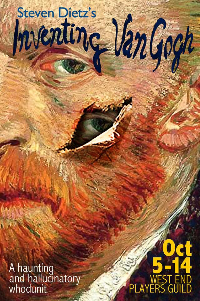 Art for Inventing Van Gogh (Marjorie Williamson)