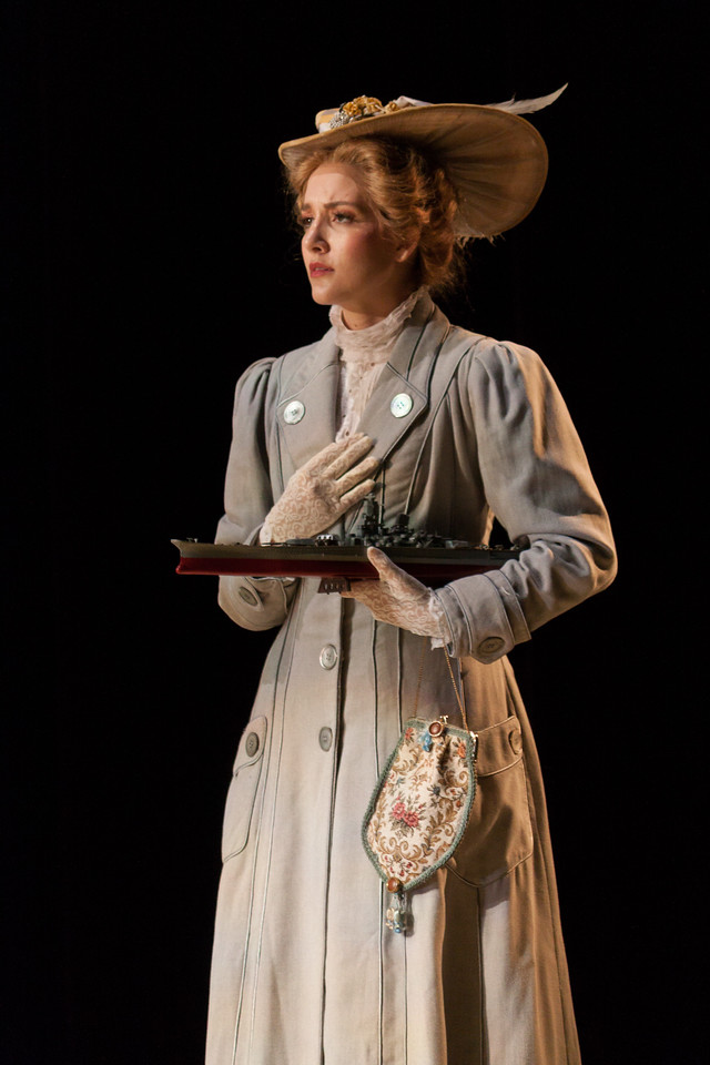 "Erica Schoelkopf as Kate Pinkerton in The Glimmerglass Festival's 2014 production of Puccini's ""Madame Butterfly."" Photo: Jessica Kray/The Glimmerglass Festival."