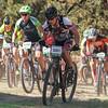 JV D2 boys sprint off the line. Connor Monk, 3081, Fountain Valley, Alex Marr, 3010, Fossil Ridge, and Lucas Robbins, 3037 Durango.