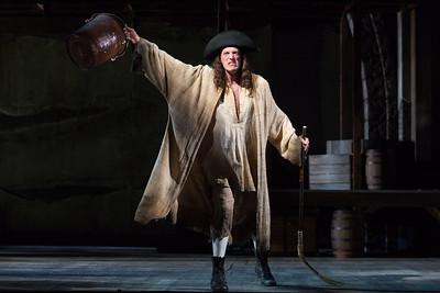 "Matthew Scollin as Martin in The Glimmerglass Festival's 2015 production of Bernstein's ""Candide."" Photo: Karli Cadel/The Glimmerglass Festival."