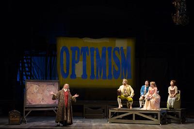 "The Glimmerglass Festival's 2015 production of Bernstein's ""Candide."" Photo: Karli Cadel/The Glimmerglass Festival."