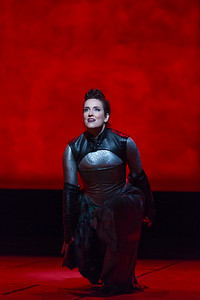 "Sarah Mesko as Emilia in The Glimmerglass Festival's 2015 production of Vivaldi's ""Cato in Utica."" Photo: Karli Cadel/The Glimmerglass Festival."