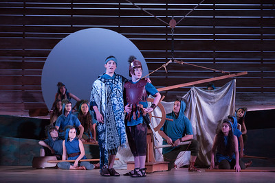 "The Glimmerglass Festival's 2015 production of ""Odyssey."" Photo: Karli Cadel/The Glimmerglass Festival."