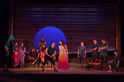 """The Glimmerglass Festival's 2015 production of """"Odyssey."""" Photo: Karli Cadel/The Glimmerglass Festival."""