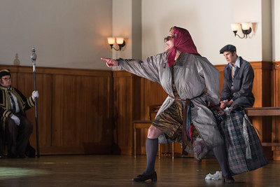 """Patricia Schuman as Beggar Woman in The Glimmerglass Festival's production of Stephen Sondheim's """"Sweeney Todd."""" Photo: Karli Cadel/The Glimmerglass Festival"""