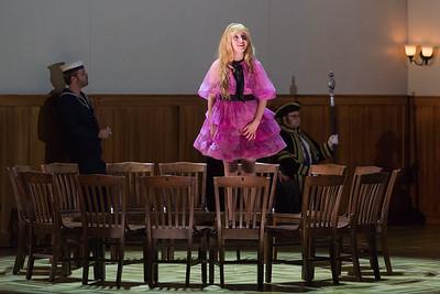 "Emily Pogorelc as Johanna in The Glimmerglass Festival's production of Stephen Sondheim's ""Sweeney Todd."" Photo: Karli Cadel/The Glimmerglass Festival"