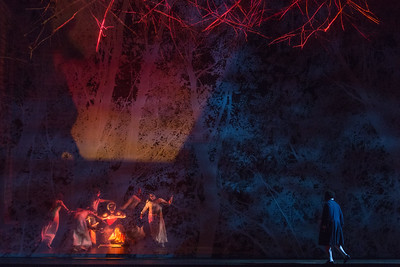"The Glimmerglass Festival's production of Robert Ward's ""The Crucible."" Photo: Karli Cadel/The Glimmerglass Festival"