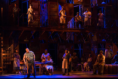 2017 Porgy and Bess Press Images